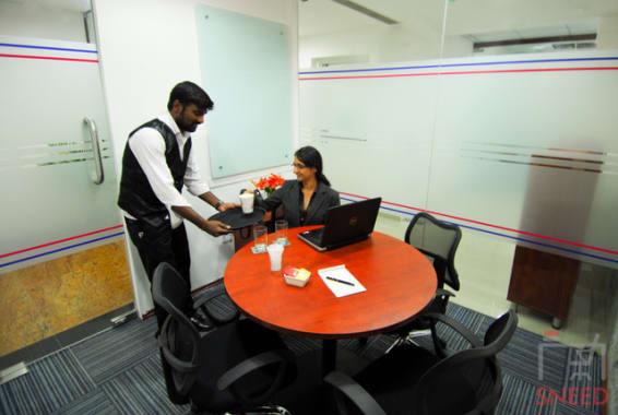 4 seaters Meeting Room Chennai Perungudi ikeva-chennai