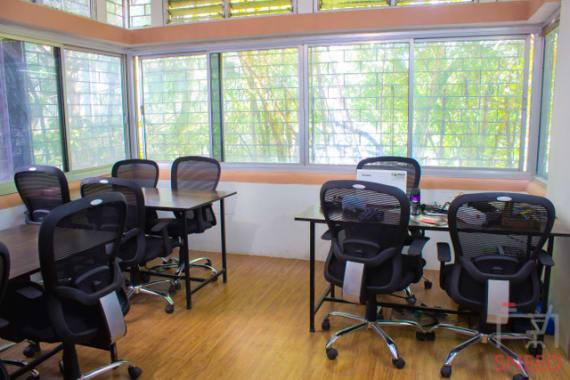 30 seaters Open Desk Pune Shivaji Nagar launch-space