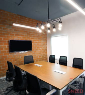 8 seaters Meeting Room Bangalore Kadubeesanahalli awfis-orr
