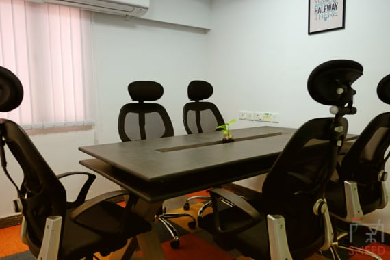 5 seaters Private Room New Delhi Okhla sproutbox-suryavilas