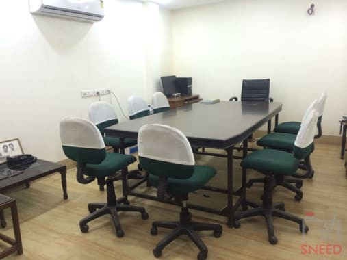 8 seaters Meeting Room New Delhi Greater Kailash vwork-space