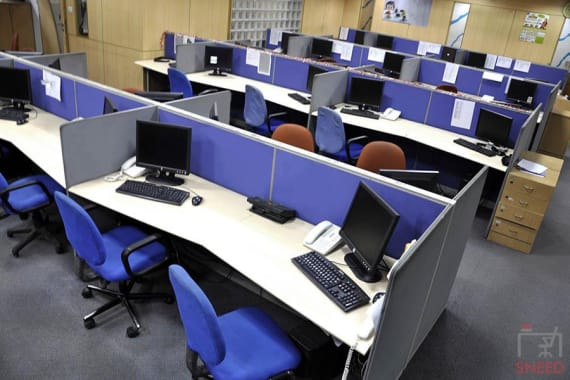 50 seaters Open Desk Gurgaon Udyog Vihar gurgaon-it-hub