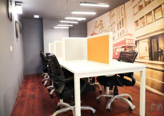 8 seaters Private Room Gurgaon Udyog Vihar incuspaze---udyog-vihar