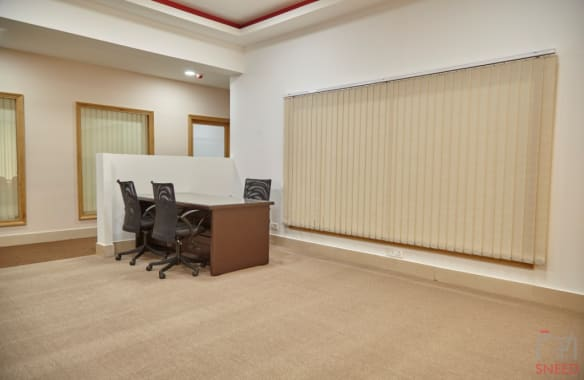 2 seaters Private Room Bangalore Whitefield woodstock-business-centre