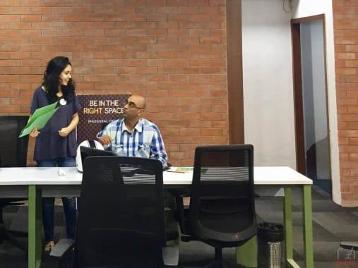 Open Desk Bangalore Residency Road bhive-workspace-residency-road