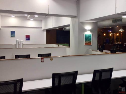 6 seaters Private Room Bangalore Residency Road bhive-workspace-residency-road