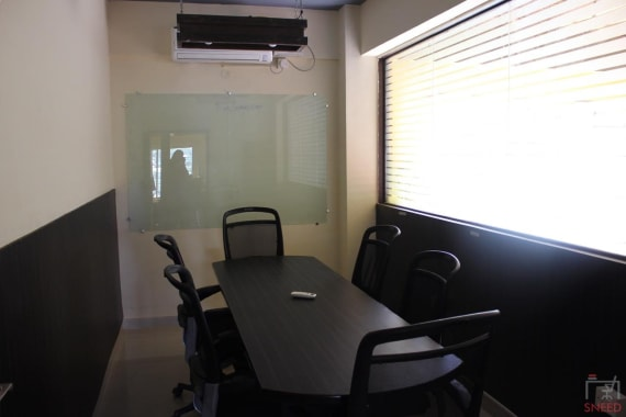 6 seaters Meeting Room Bangalore JP Nagar dialogues-cafe-jp-nagar