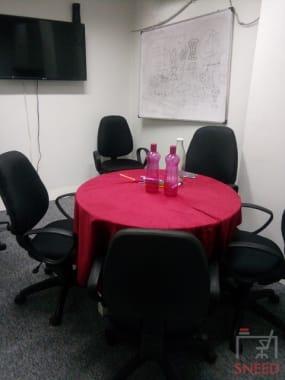 6 seaters Meeting Room Kolkata Park Street easydaftar-park-street