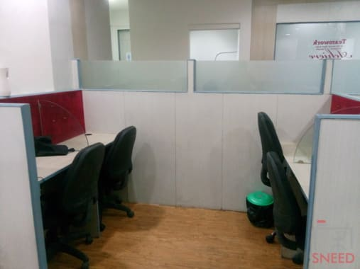 15 seaters Open Desk Kolkata Park Street easydaftar-park-street