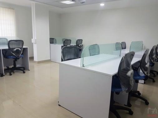 16 seaters Open Desk Bangalore Kammanahalli high-calibre-league