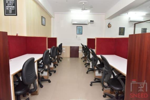 46 seaters Open Desk New Delhi  mstoic-tech-park-