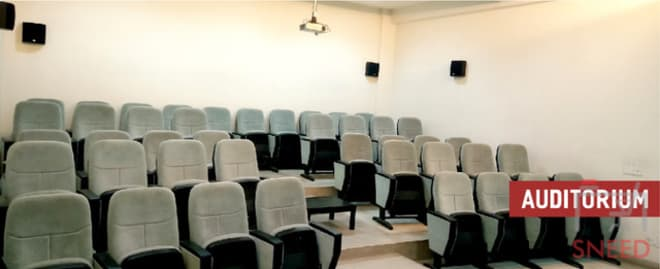 30 seaters Event Space New Delhi Chhattarpur startup-tunnel-coworking