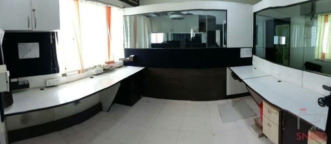 20 seaters Open Desk Pune Bhusari Colony myspace-coworking