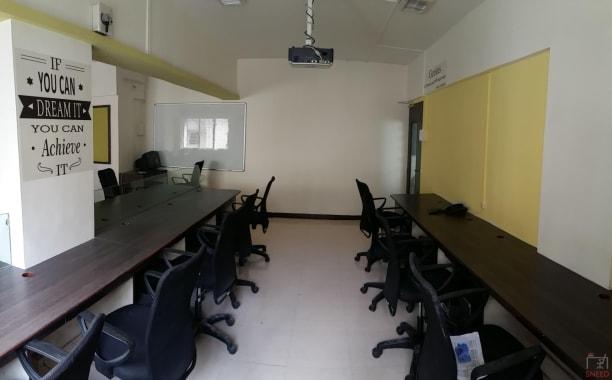 26 seaters Open Desk Pune Bhusari Colony myspace-coworking