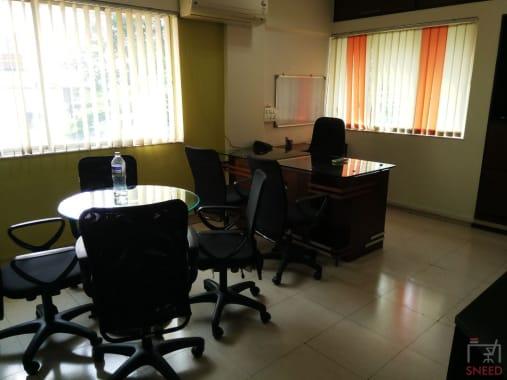 1 seaters Private Room Pune Bhusari Colony myspace-coworking