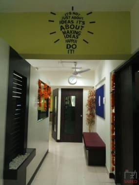 General Pune Bhusari Colony myspace-coworking
