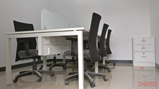 8 seaters Meeting Room Bangalore JP Nagar intide-space---jp-nagar
