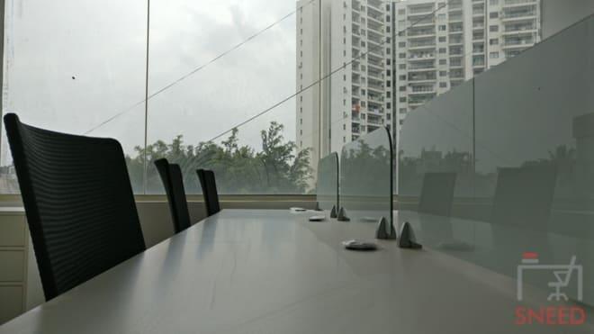20 seaters Open Desk Bangalore JP Nagar intide-space---jp-nagar