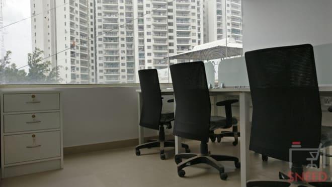4 seaters Private Room Bangalore JP Nagar intide-space---jp-nagar