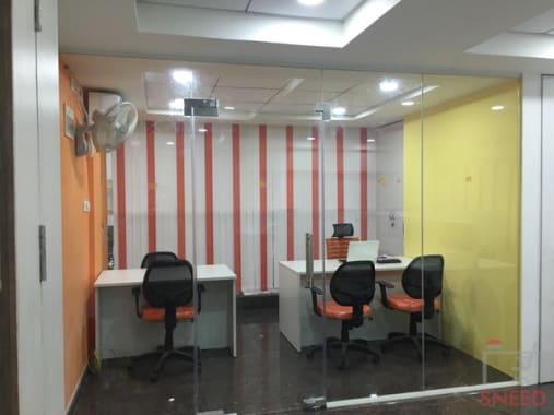 6 seaters Private Room Bangalore Koramangala bizzhub-inspire