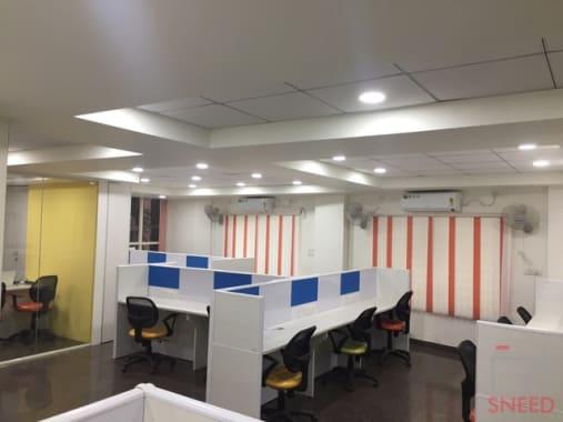 26 seaters Open Desk Bangalore Koramangala bizzhub-inspire