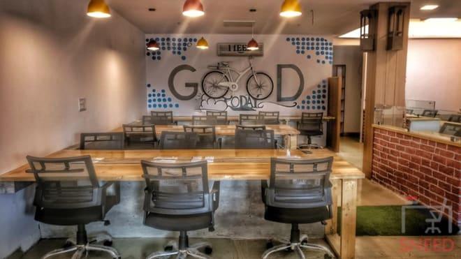 36 seaters Open Desk New Delhi Qutub Minar springhouse-qutub