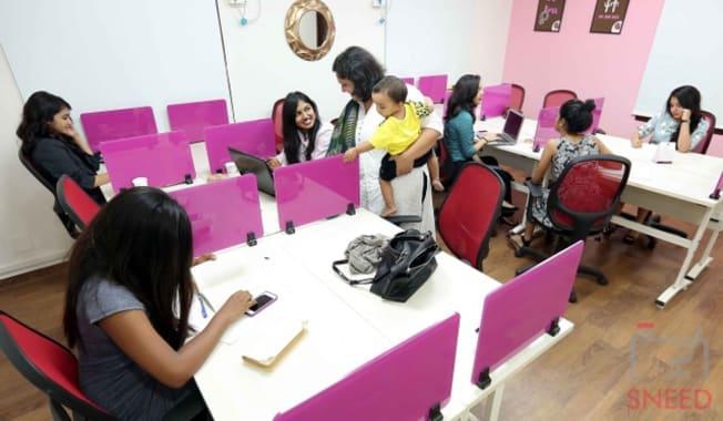 25 seaters Open Desk Chennai Adyar wsquare