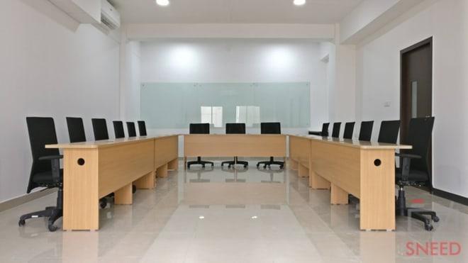 30 seaters Training Room Bangalore JP Nagar intide-space---jp-nagar