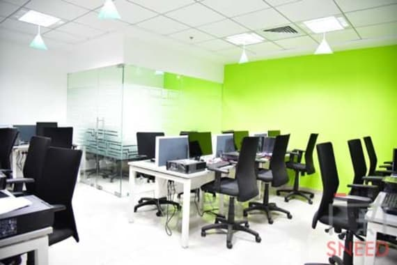 15 seaters Private Room Hyderabad Gachibowli unispace-gachibowli