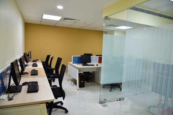 Private Room Hyderabad Kondapur unispace-kondapur