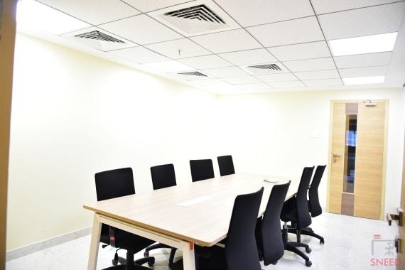 Meeting Room Hyderabad Kondapur unispace-kondapur