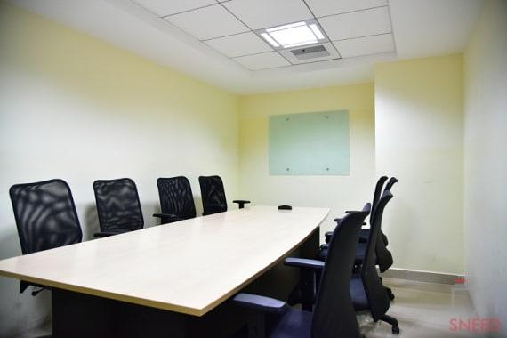 Meeting Room Hyderabad Hitech City unispace-melange