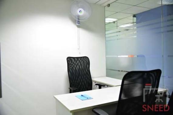 Private Room Hyderabad Hitech City unispace-melange