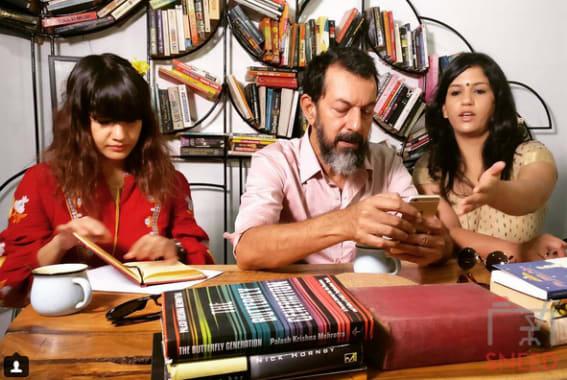 General Mumbai Bandra collabworks-cuckoo-cafe
