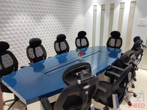 10 seaters Meeting Room Mumbai Mulund the-space-mumbai