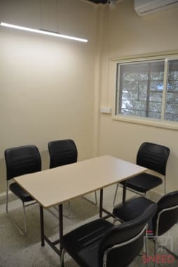 5 seaters Meeting Room Pune SB Marg the-space-pune