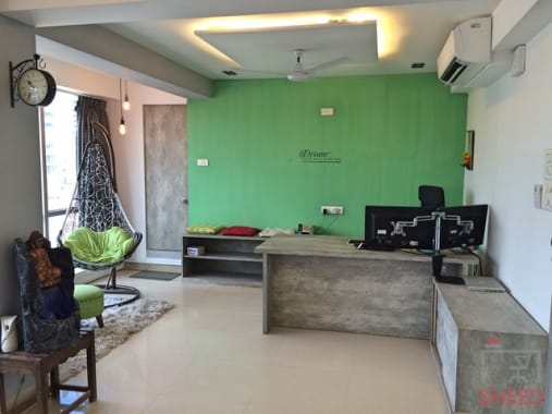 30 seaters Open Desk Mumbai Bandra 603-the-coworking-space
