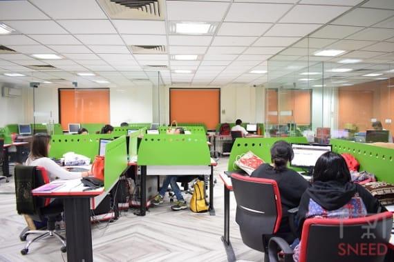 Noida Sector 63 oqtagon-coworking