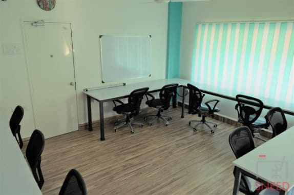26 seaters Open Desk Pune Aundh incube-co-working-space