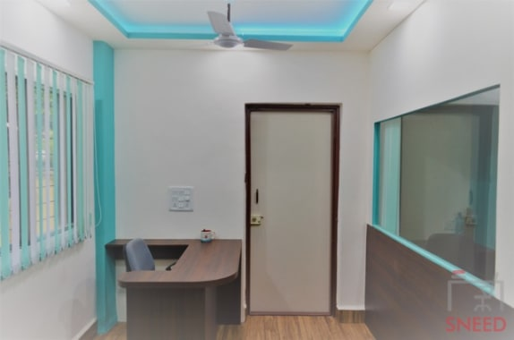 2 seaters Private Room Pune Aundh incube-co-working-space
