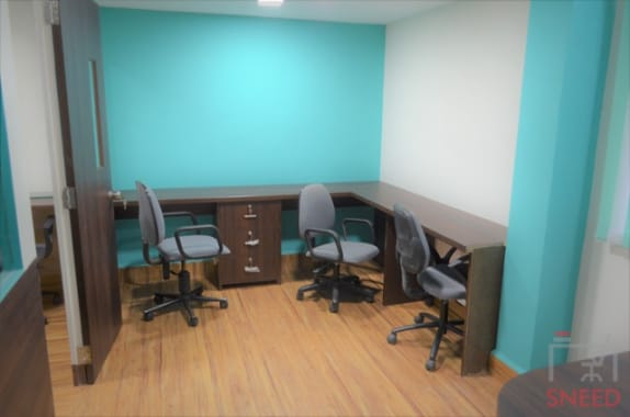 3 seaters Private Room Pune Aundh incube-co-working-space