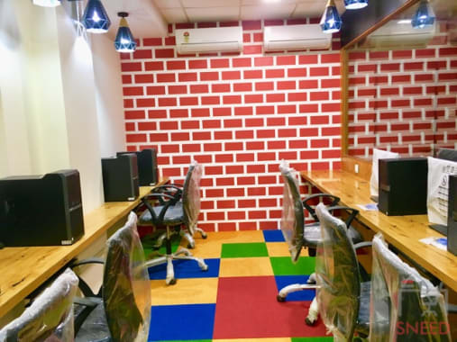 30 seaters Open Desk Mumbai Andheri ultimate-arena