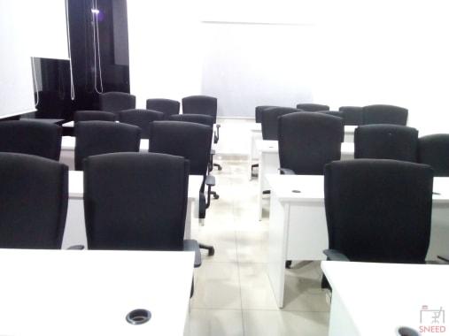 18 seaters Training Room Bangalore Kudlu Gate econstruct-shared-office
