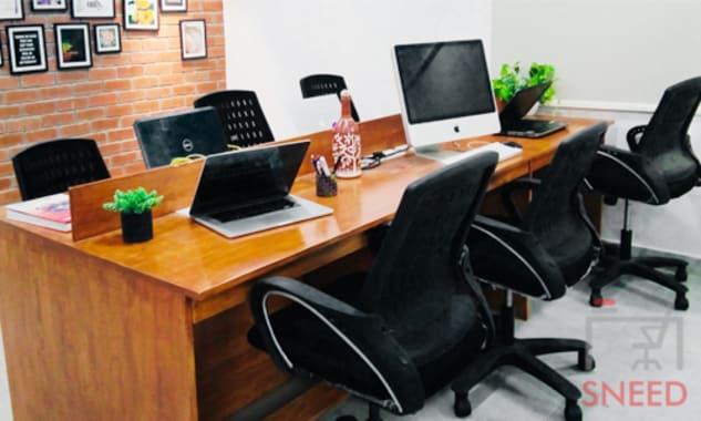 5 seaters Open Desk Chennai Anna Nagar woco-spaces---anna-nagar