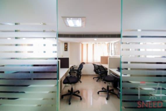 14 seaters Open Desk Bangalore Vijaynagar cogzy