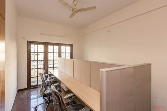 40 seaters Open Desk Bangalore Whitefield boutik-stay