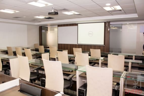 31 seaters Training Room Bangalore BTM proximo-training