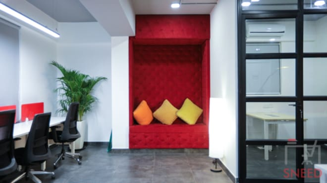 20 seaters Open Desk Bangalore Whitefield gospaze-coworking-centre