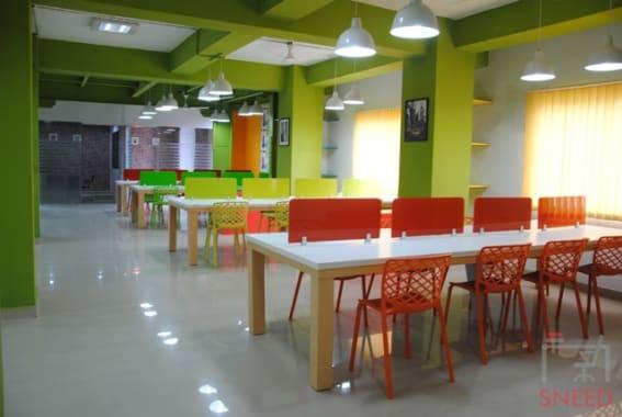 100 seaters Open Desk Bangalore BTM starttopia