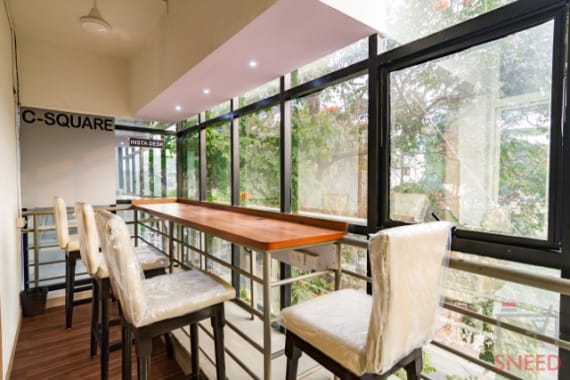 4 seaters Open Desk Bangalore Jayanagar instasquares